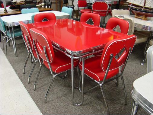 Cool Retro Dinettes Made In Canada The Agency